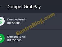 Perbedaan Dompet Kredit Dan Dompet Tunai pada Apikasi Grab Driver
