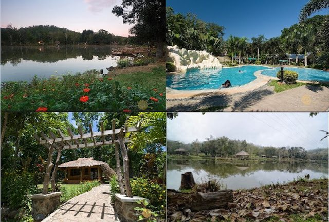 Lower Magat Eco Tourism Park Views