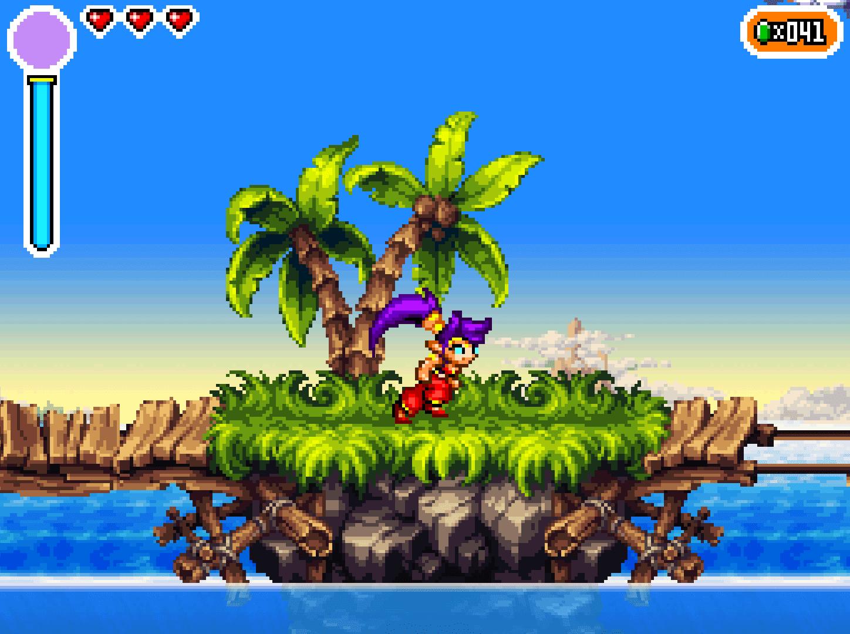 Shantae risky revolution