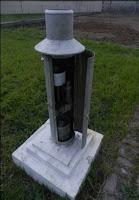 Jual Automatic Rain Gauge (Pengukur Curah Hujan Otomatis) Hillman Rain Gauge