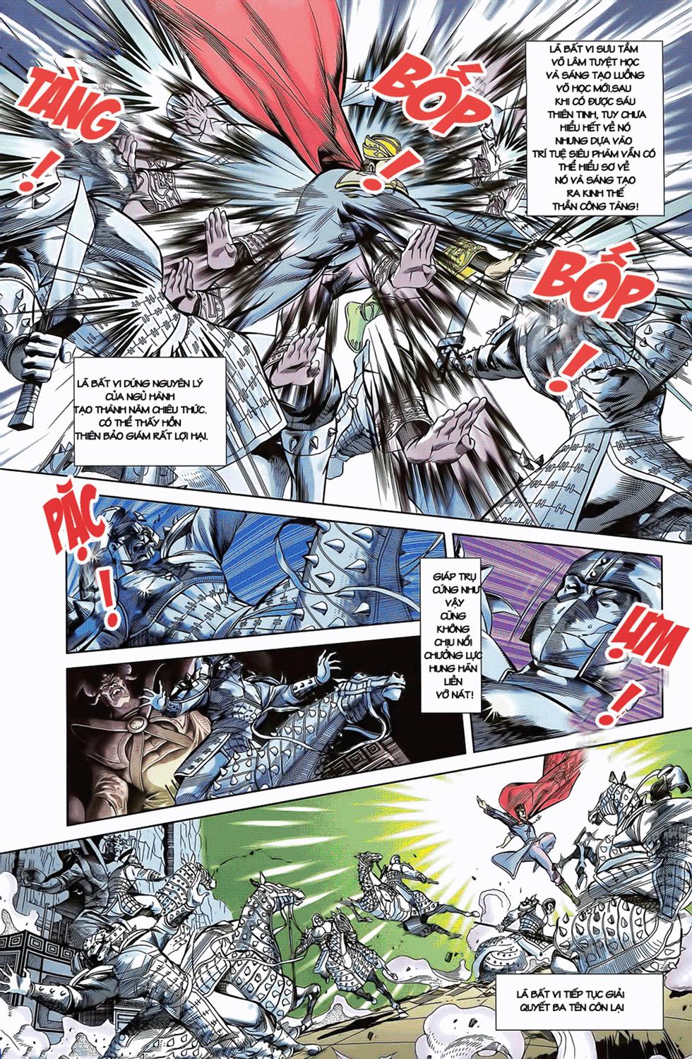 Tần Vương Doanh Chính chapter 5 trang 16