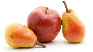 Resultat d'imatges de peres, pomes