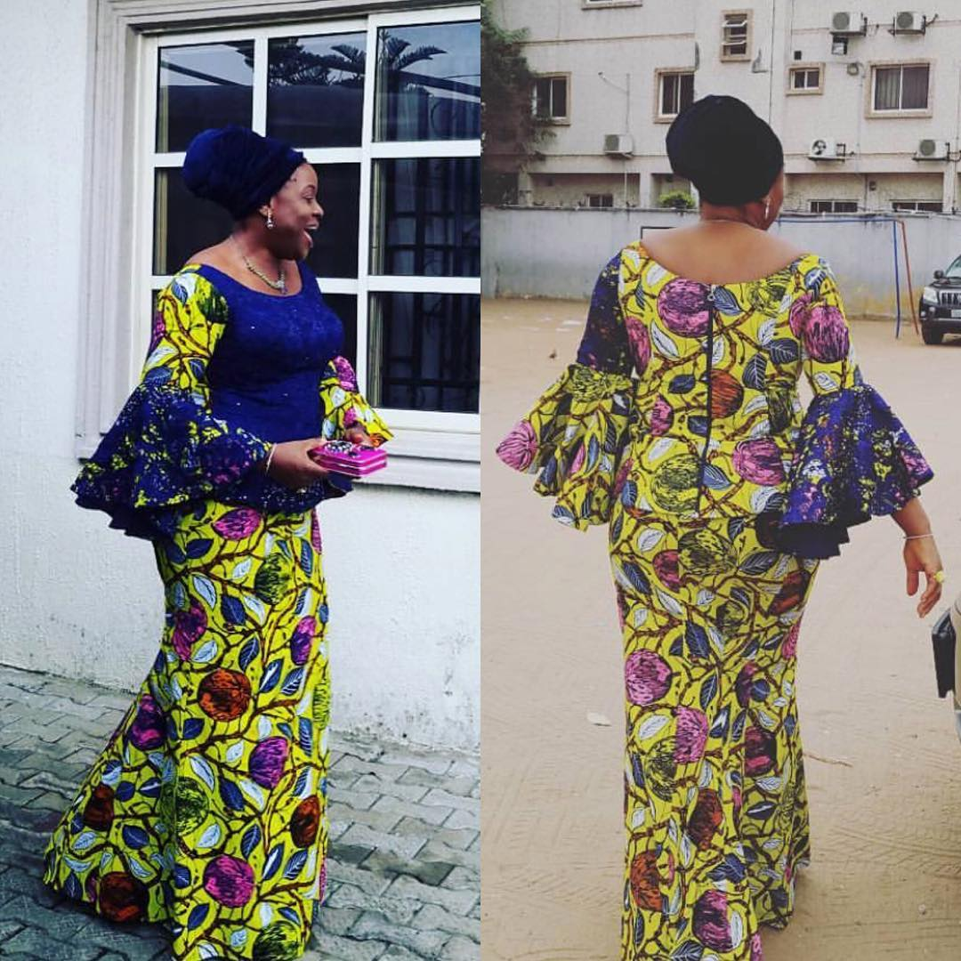 37 Stylish Design Pictures: PICTURES OF 50 MOST RECENT ANKARA TRENDING STYLES 2018