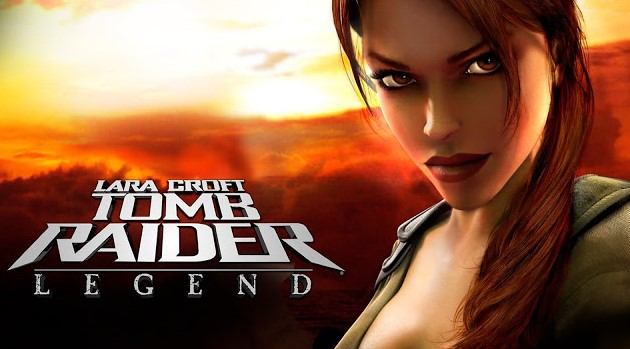 Tomb Raider PPSSPP