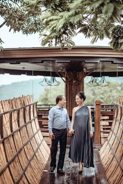 Thứ trưởng Bộ Tài chính kết hôn với Hoa hậu Quý bà Thế giới Đinh Hiền Anh ảnh 5