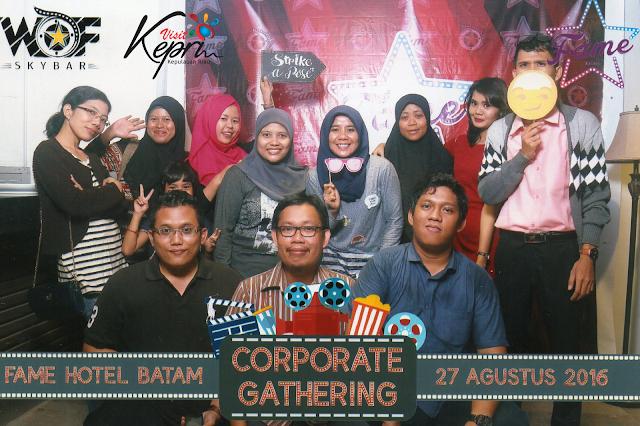 Pertemuan Perusahaan di Hotel Fame Batam (Blogger Kepri)
