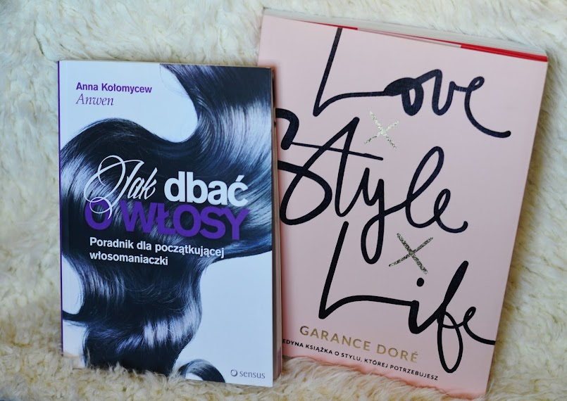 Książka na marzec: Love, Style, Life | Jak dbać o włosy?