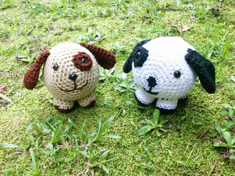Plush Puppies on Etsy