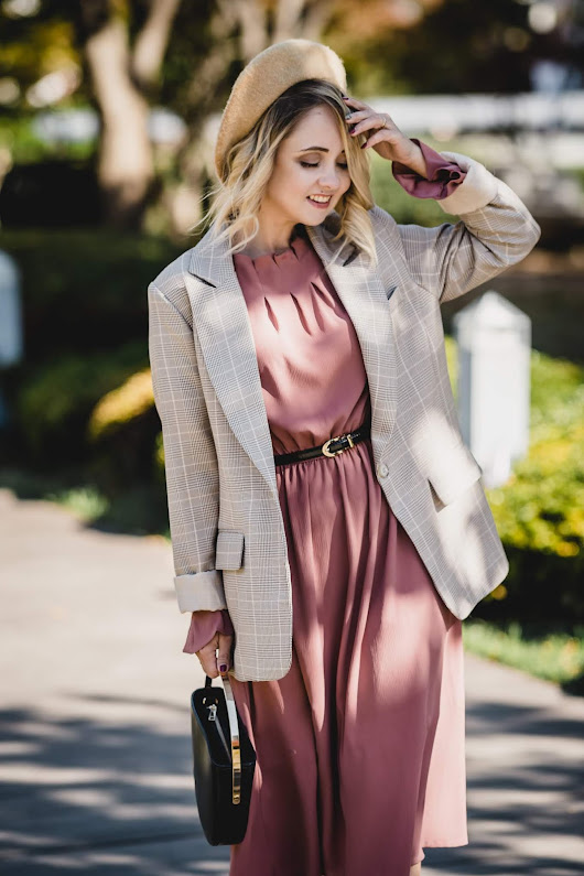 How to style earth tones this fall