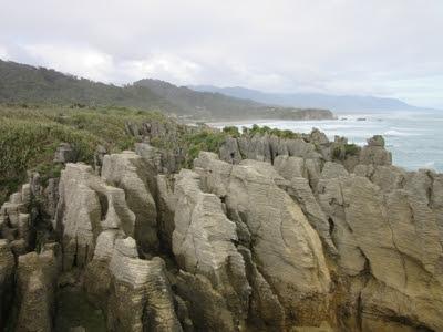 Punakaiki, Parque Nacional Paparoa