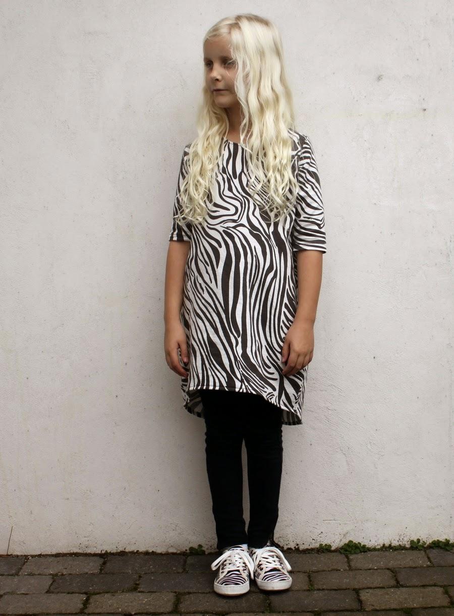 zebra dress animal print
