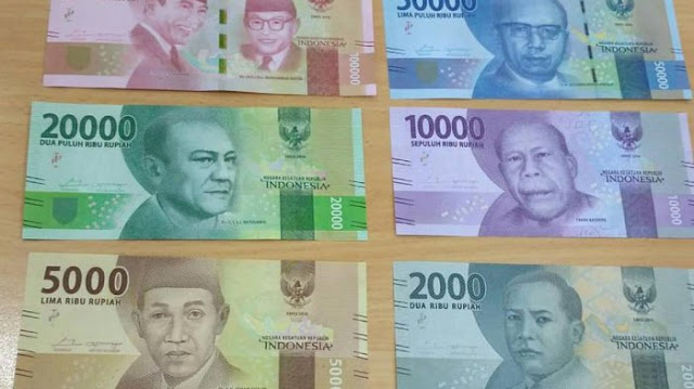 Sejumlah Negara Ini Tolak Legalitas Uang Rupiah Pecahan Baru