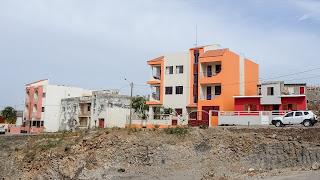 Architecture of Cape Verde is Portuguese