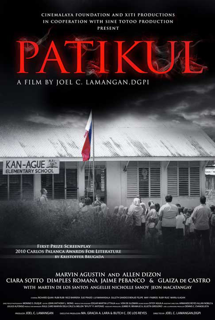 Cinemalaya 2011's Patikul: Bakit Mahalaga ang Kapayapaan ...