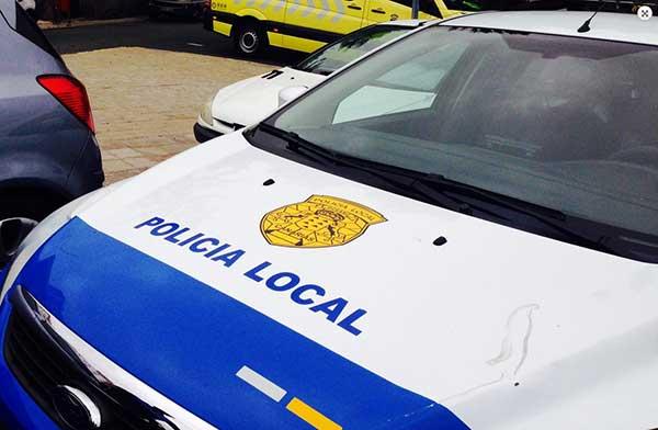 Una mujer detenida  por abandonar a su  hijo de dos años en la puerta de un bingo, Las Palmas de Gran Canaria
