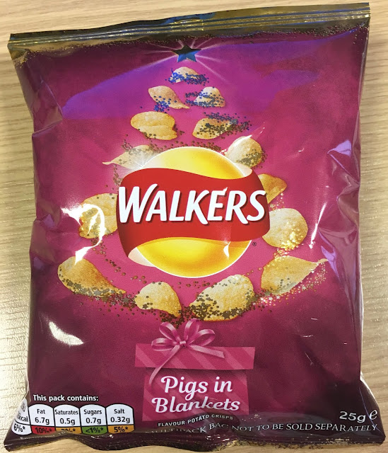 Walkers Pigs in Blanket Crisps