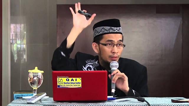 Profil Dan Biodata Ustadz Adi Hidayat