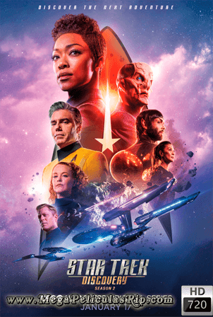 Star Trek Discovery Temporada 2 [720p] [Latino-Ingles] [MEGA]