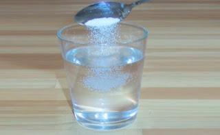 Warm Salt Water