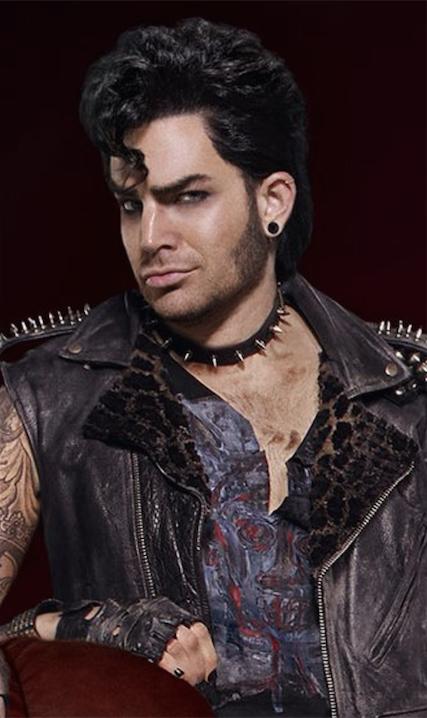 "From Rolling Stone: ""Watch Adam Lambert Raise Hell in New ..."