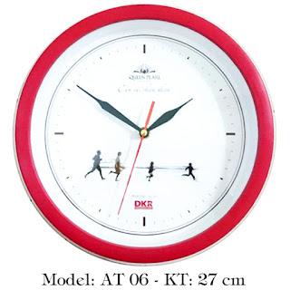 Mẫu in ấn đồng hồ làm quà tặng đẹp giá rẻ