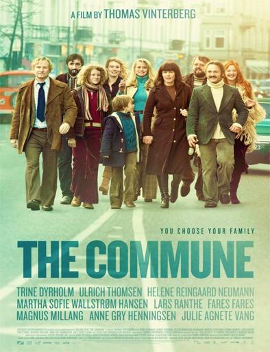 Ver La comuna (Kollektivet) (2016) Online