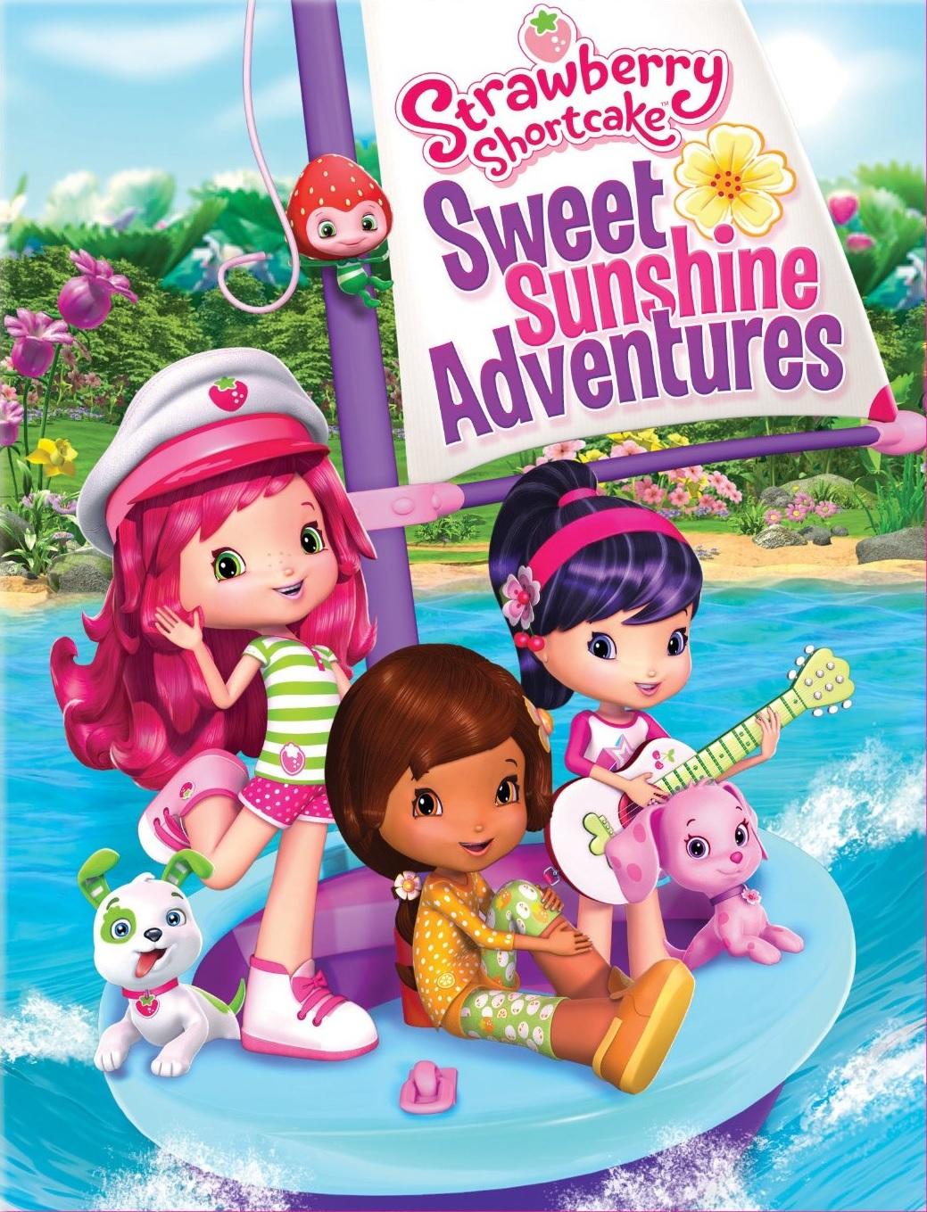 Strawberry Shortcake Sweet Sunshine Adventures 2016 - Full (HDRIP)