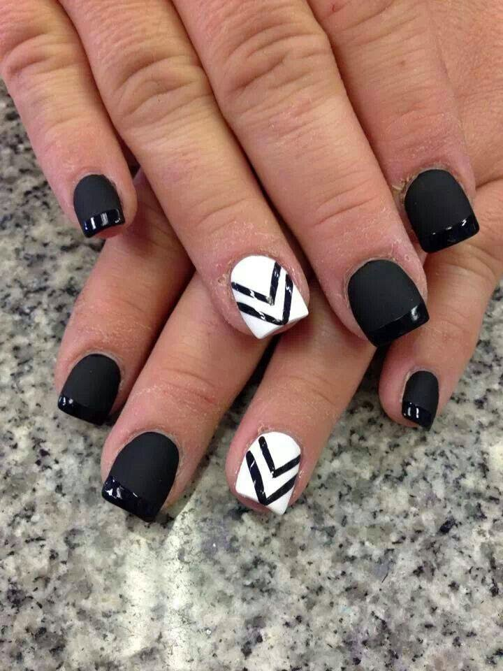 AMAZING NAILS DESIGN FOR BLACK FRIDAY - Nail Designs 2 Die For