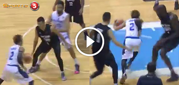Terrence Romeo's Daredevil Drive Against New Zealand (VIDEO) MVP Cup 2015