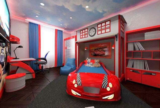 wardrobe designs for childrens room