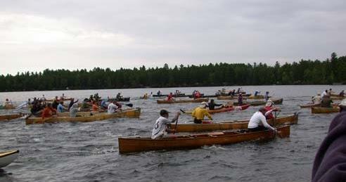The Adirondack Canoe Classic - The 90-Miler
