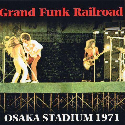 into a blue haze grand funk railroad live in osaka 1971. Black Bedroom Furniture Sets. Home Design Ideas