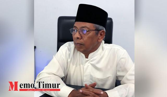 Ketua Baznas Lumajang Drs. H. Afandi Latief
