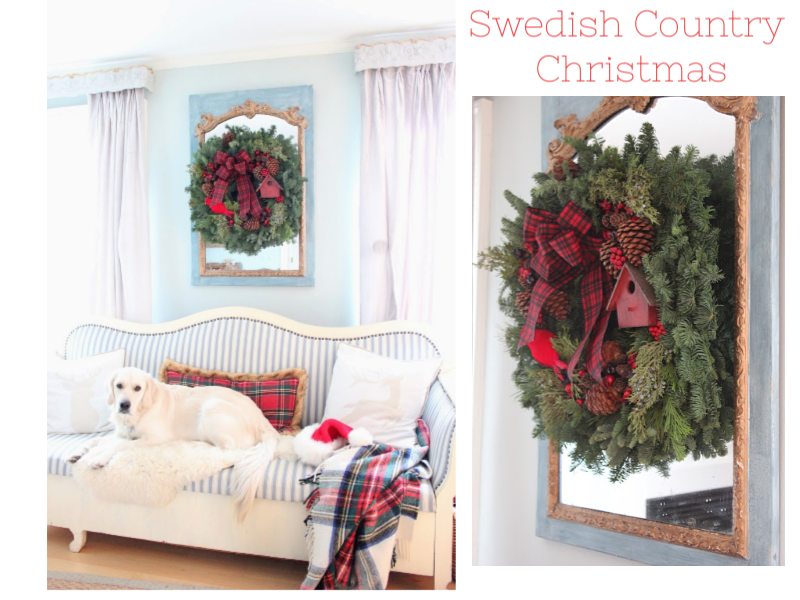 Maison Decor Swedish Country Christmas And A Lynch Creek Farm