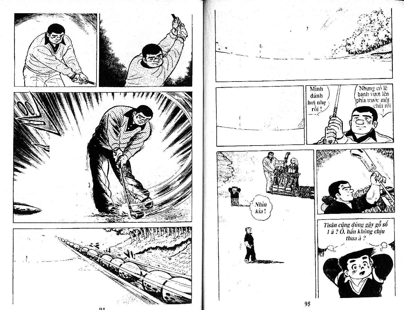Ashita Tenki ni Naare chapter 28 trang 46