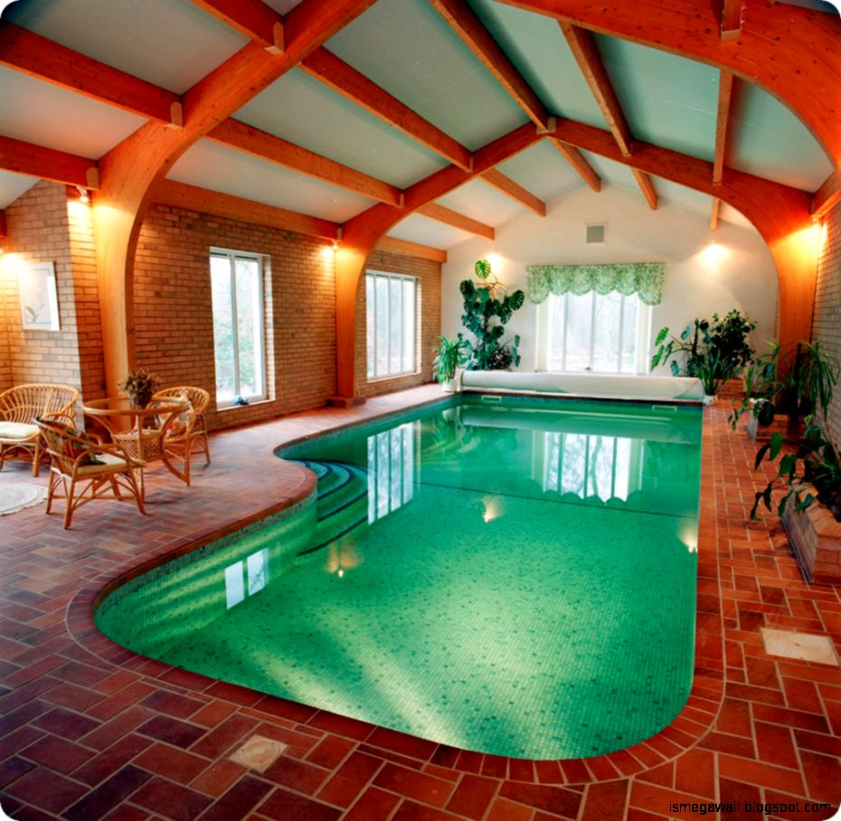 Unique Indoor Swimming Pools Design Mega Wallpapers
