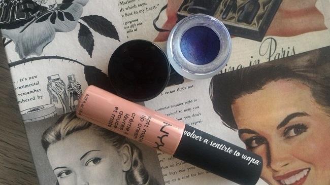 soft matte lip cream de Nyx tono London