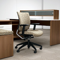 Global Graphic Task Chair