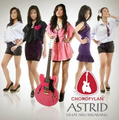 Lirik dan chord Tentang Rasa - Astrid
