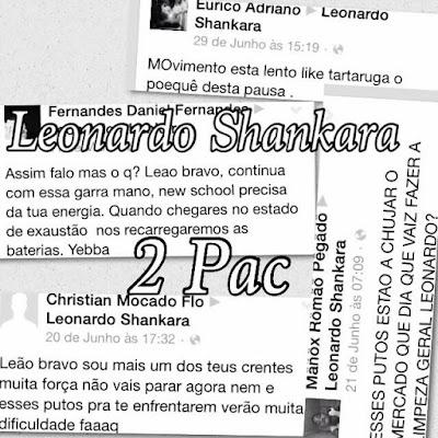 DE SHANKARA BAIXAR LEONARDO NOVA MUSICA