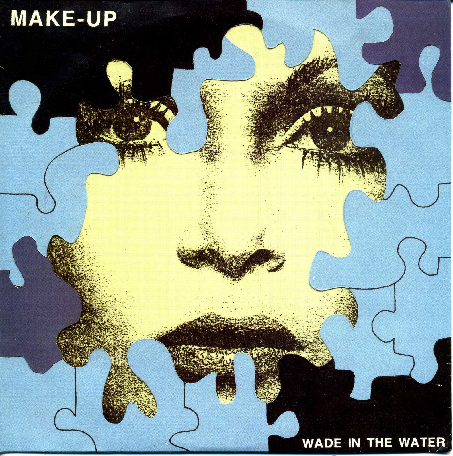 Izeral Make Up Wade In The Water 7 Quot 1997 All City