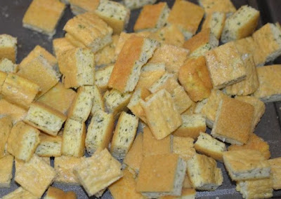 Easy Croutons recipe
