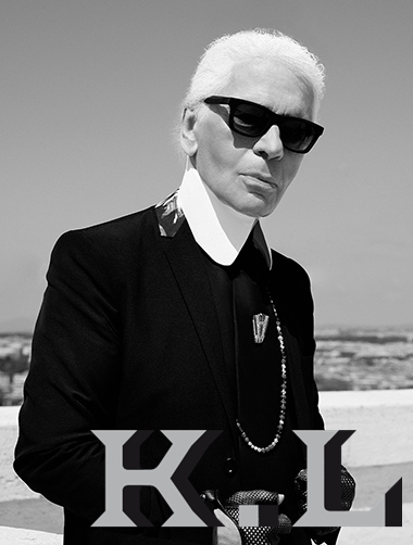 Louis Vuitton The Icon and Iconoclasts Karl Lagerfeld