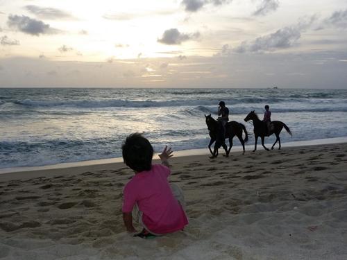 タイ プーケット バンタオビーチ