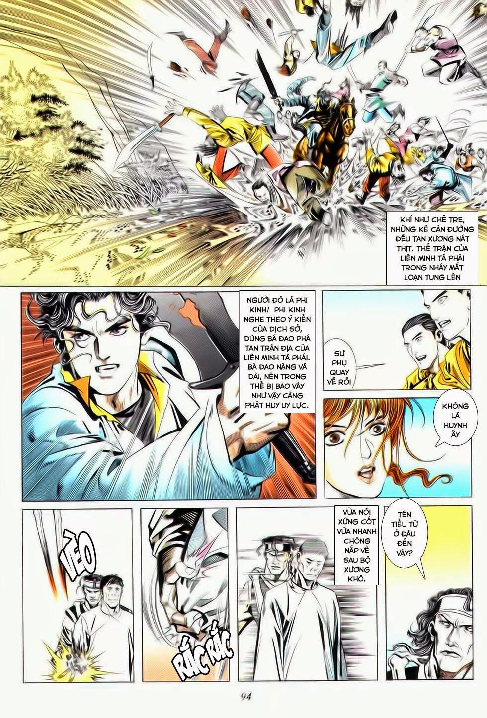 Bá Đao Chap 6 - Truyen.Chap.VN