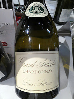 Louis Latour Grand Ardèche Chardonnay 2014 - IGP, Burgundy, France (88 pts)