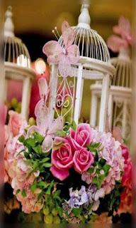 Flores con jaula y mariposa fondos wallpaper para teléfono móvil resolución 480x800