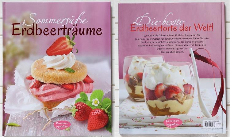 Rezension/Buchvorstellung Sommersüße Erdbeerträume