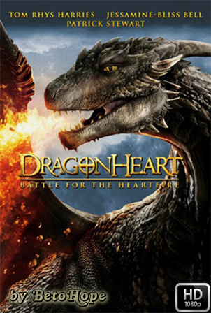 Corazón de dragón: La batalla por el fuego del corazón 1080p Latino