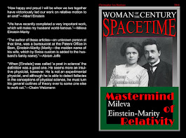 MILEVA EINSTEIN-MARITY MASTERMIND OF RELATIVITY